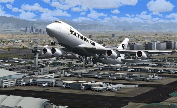 Летище Лос Анджелис