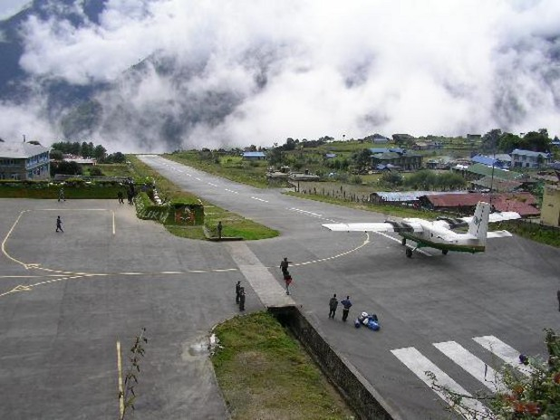 Qamdo Bamda Airport, Tibet