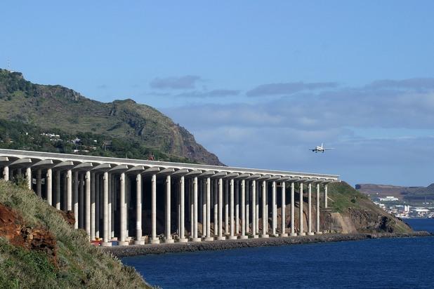 Летище Мадейра - Португалия