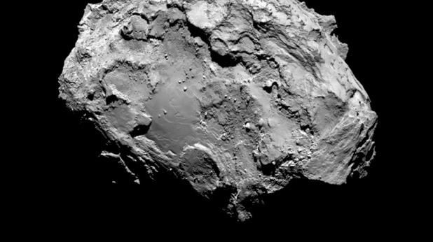 Кометата 67P, мисия Розета