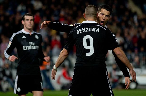 Алмерия - Реал