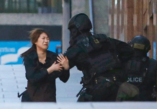 Един от освободените залужници