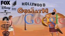 Холивуд срещу Google
