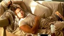 Брад Пит като Флойд от True Romance