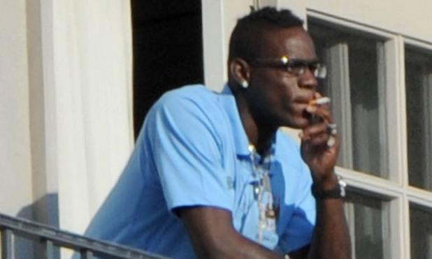 Марио Балотели пуши