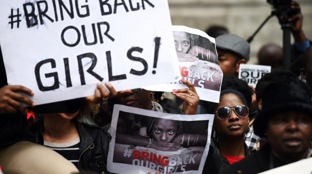 Нигерия, протест, BringBackOurGirls