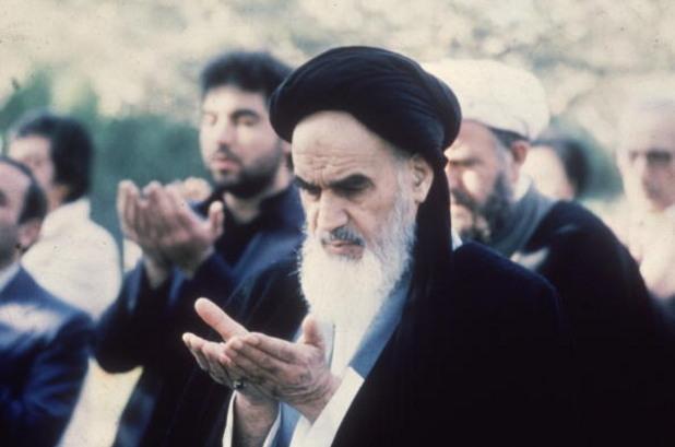аятолах хомейни през 1978 г.