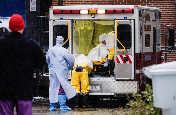 Ебола в САЩ