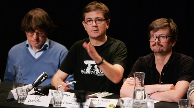 Eкипът на Charlie Hedbo