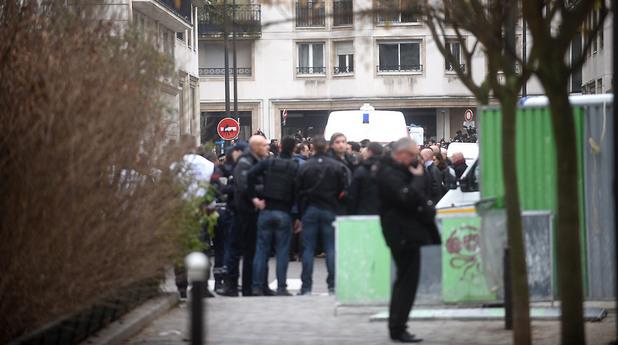 Касапница в редакцията на френското списание Charlie Hebdo