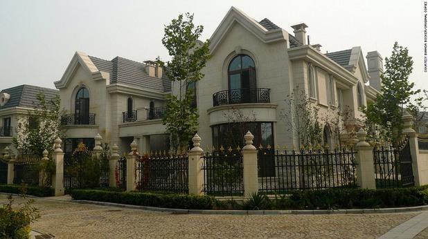 Китайски вариант на архитектурни постижения