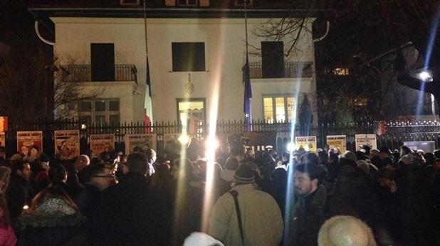 Френско посолство