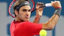 федерер в бризбън 2015