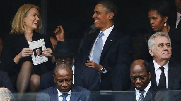Мишел Обама ревнува