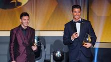 Меси и Роналдо