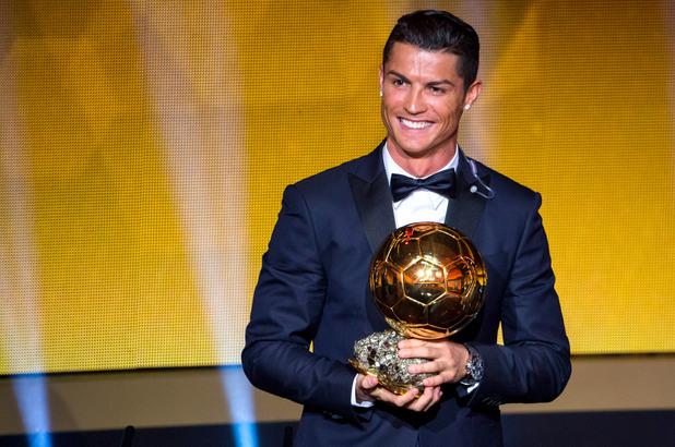 Роналдо, Златна топка