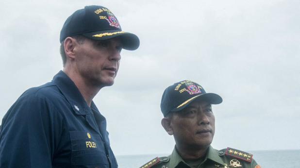 Операция за изваждане на останките на QZ8501