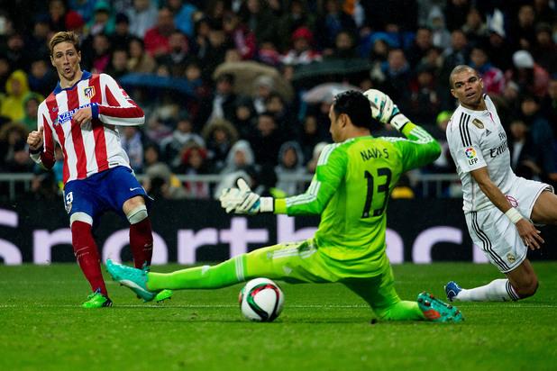 Торес срещу Реал