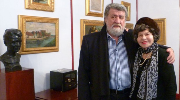 Стоянка Мутафова и Вежди Рашидов