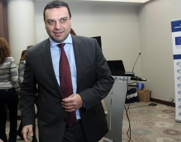 Министърът на транспорта Ивайло Московски
