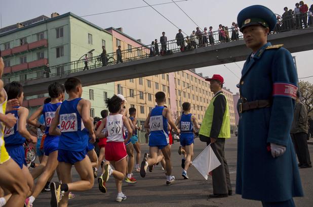 Пхенян, Маратон