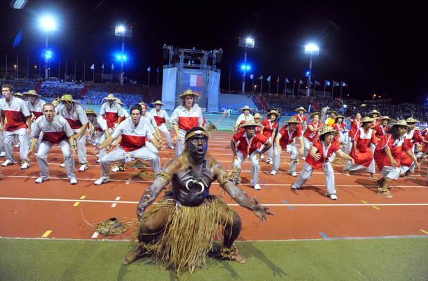 Тихоокеански игри