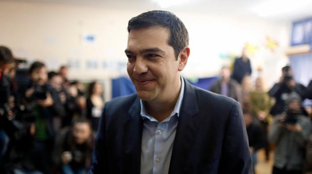 Алексис Ципрас - Сириза