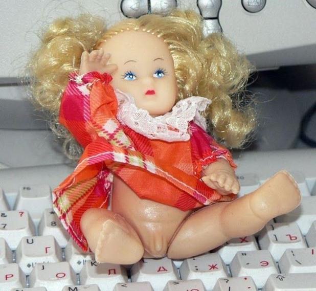 ужасяващи играчки