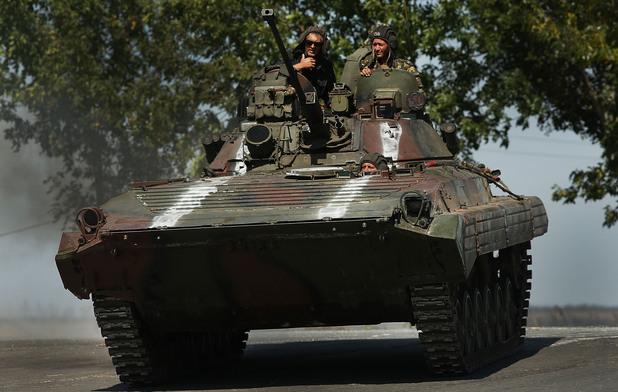 Танк на армията на Украйна