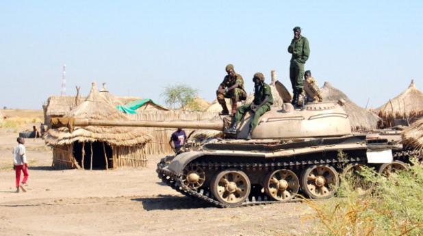 судански бунтовници