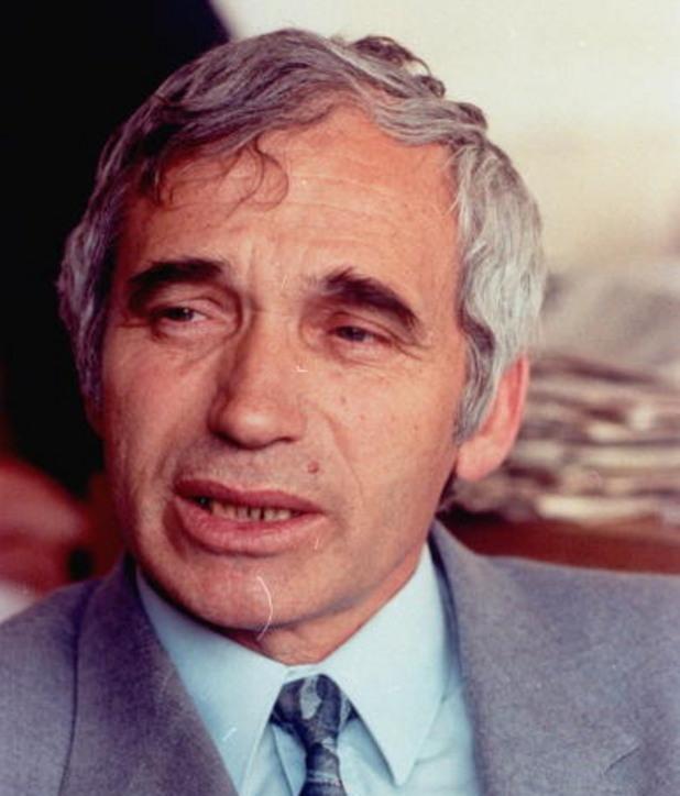 Желю Желев като президент