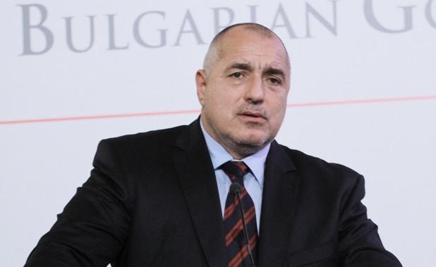 премиерът бойко борисов по време на среща с американската търговска камара