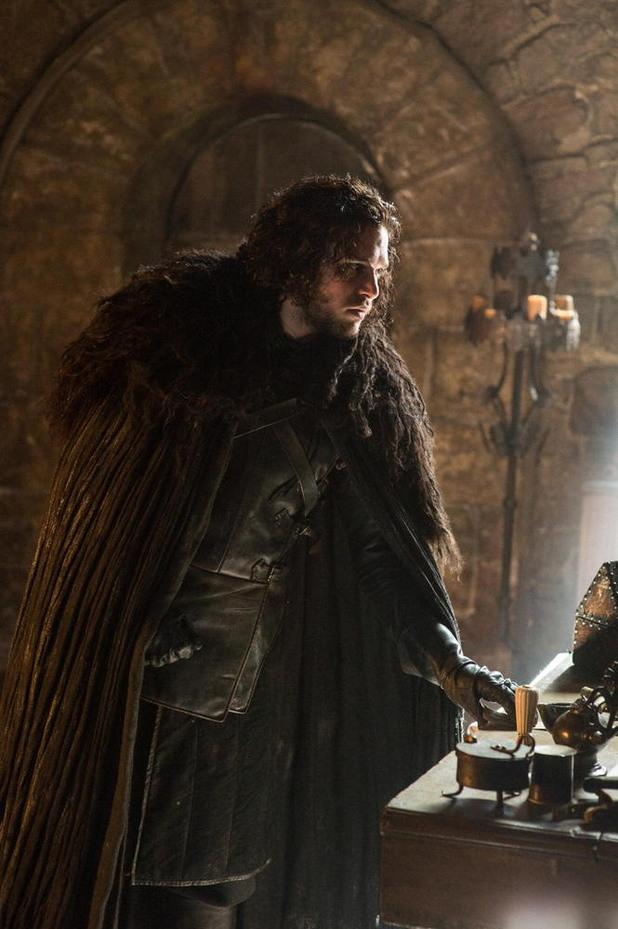 джон сноу в петия сезон на игра на тронове