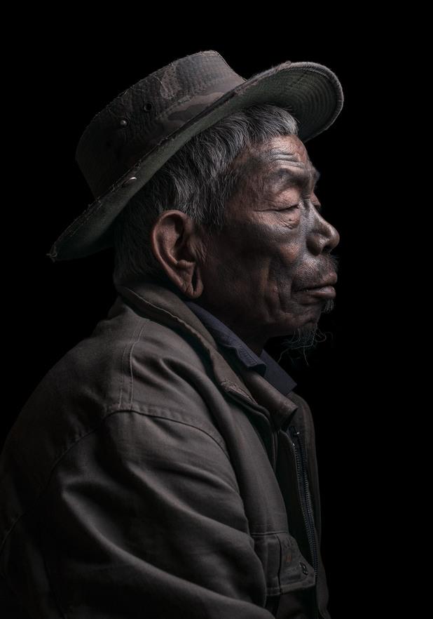 Портрет на Коняк