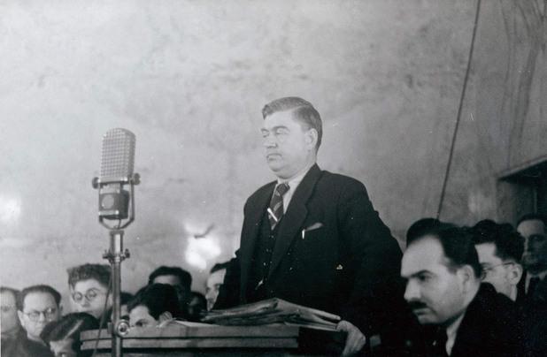Главният народен обвинител Георги Петров