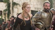 церсей ланистър и мерин трант в пети сезон на игра на тронове