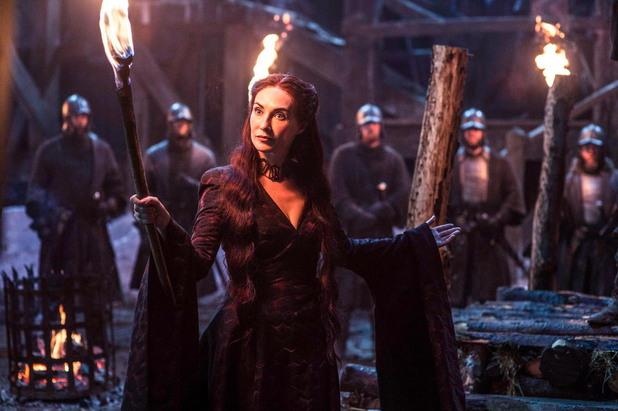 мелисандра в петия сезон на игра на тронове