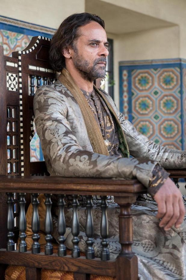 доран мартел в петия сезон на игра на тронове