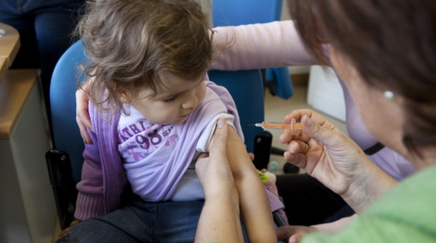 Ваксиниране на дете