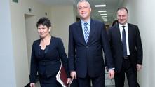БбМинистерство на икономиката представи икономическата си програма, приоритети и управленски екип на пресконференция на 2 февруари.