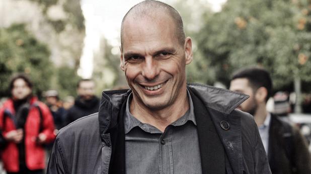 Янис Варуфакис, финансов министър на Гърция, СИРИЗА