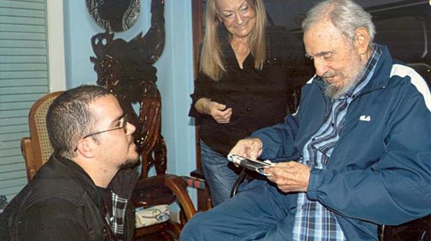 Фидел Кастро се завърна в медиите