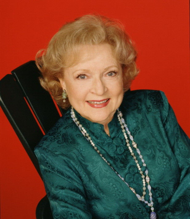 Бети Уайт