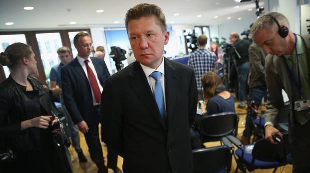 Алексей Милер - изпълнителен директор на Газпром