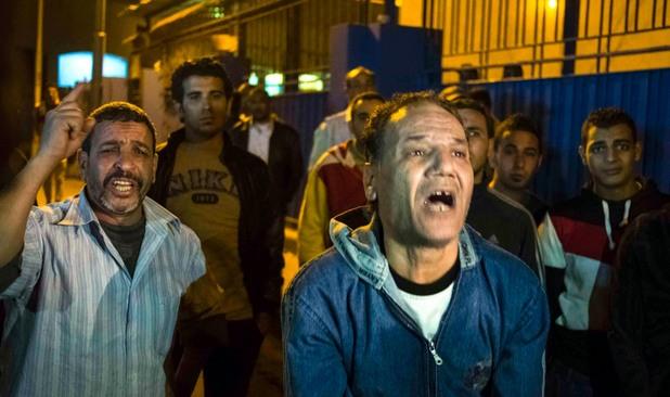 Египет, трагедия