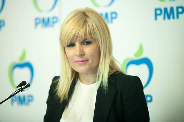 елена удря, бивш министър на туризма на румъния