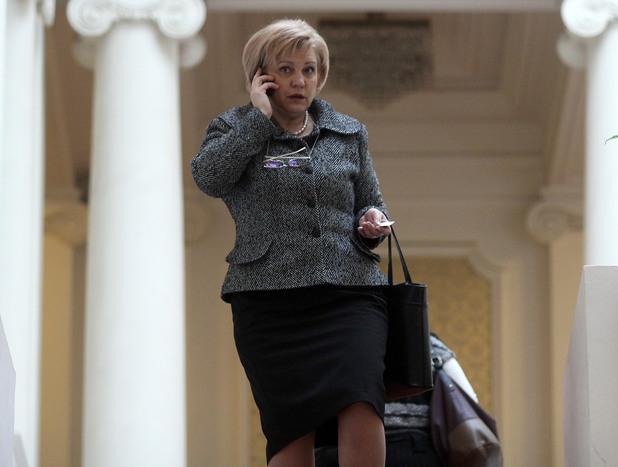 председателят на бюджетната комисия менда стоянова