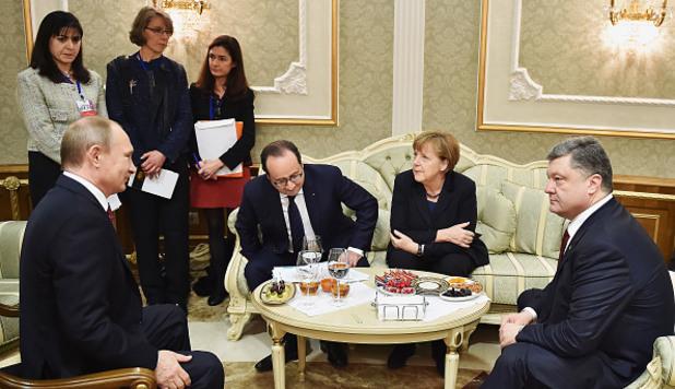 среща в Минск