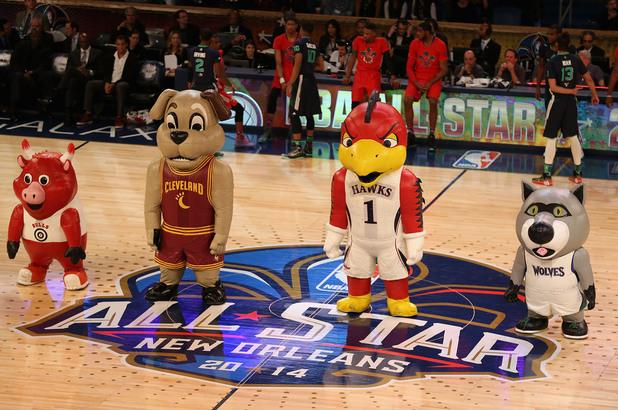 Мач на звездите, НБА