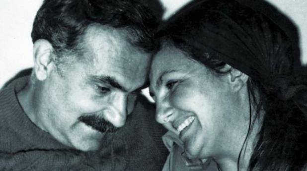 Григор Вачков и Силвия